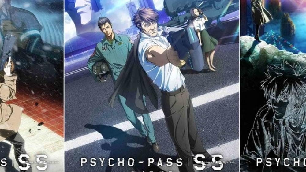 Psycho Pass : Sinners of the System