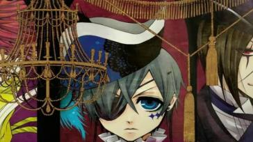 Black Butler R3 : Book of Circus