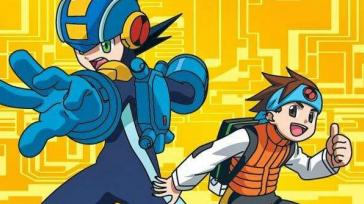 Mega Man NT Warrior